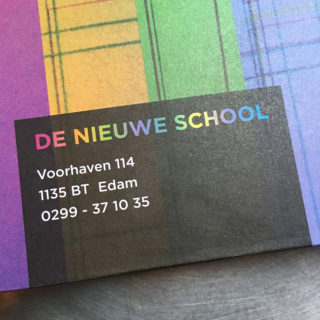 De NIEUWE SCHOOL Edam kiest