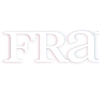 FRANK logo en typografie